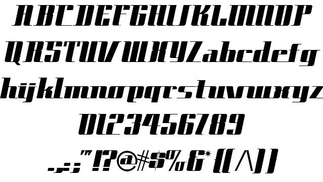nick curtis  retro futuristic and techno typefaces