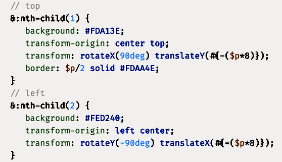 Programming fonts