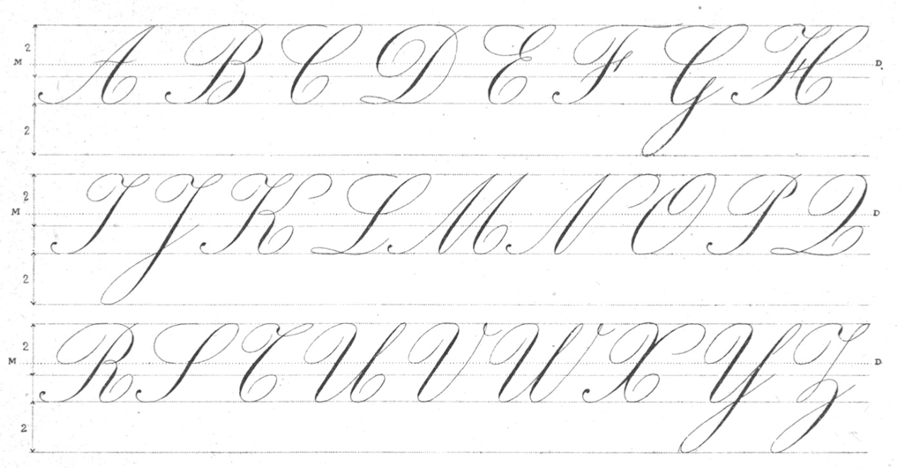 how to connect w and s in cursive