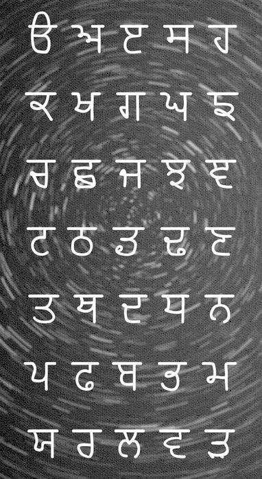 Punjabi/Gurmukhi fonts