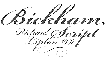 Bickham script two regular: download for free, view sample text.