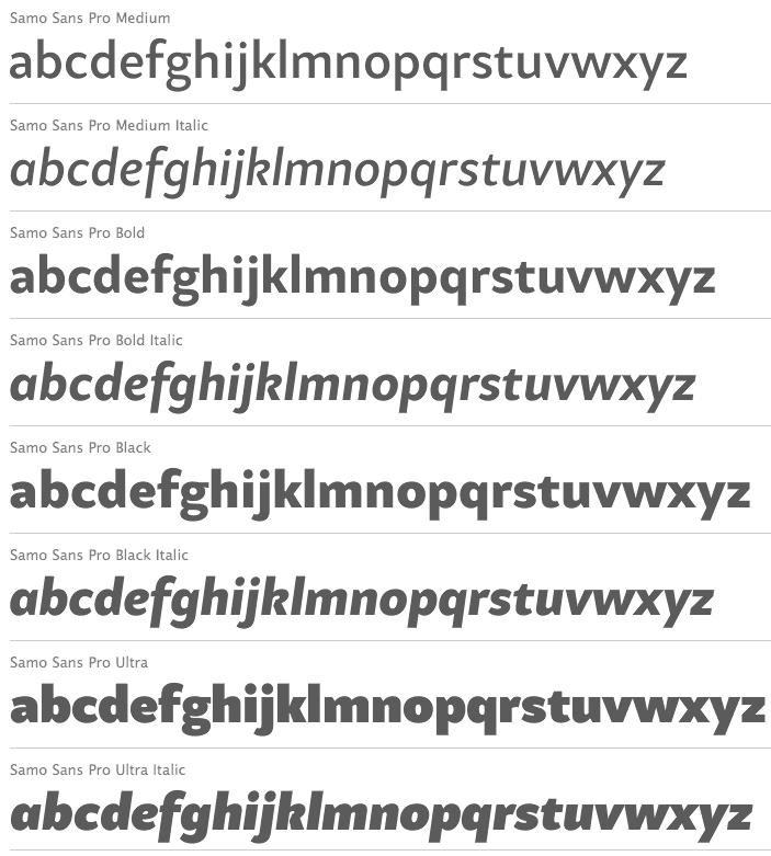 skoda pro font