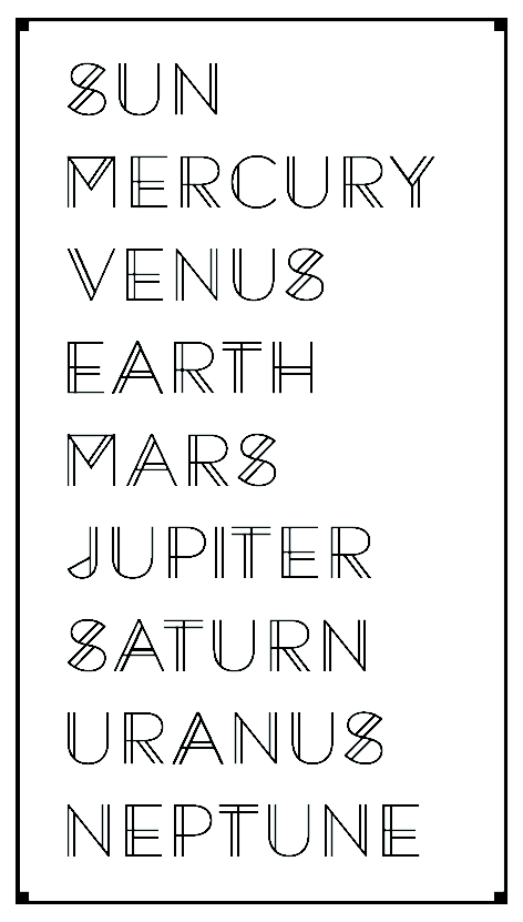 ... solar system diagram print out celular one bills system printable