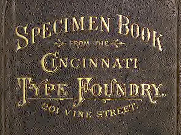 Cincinnati Type Foundry