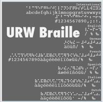 URW Braille
