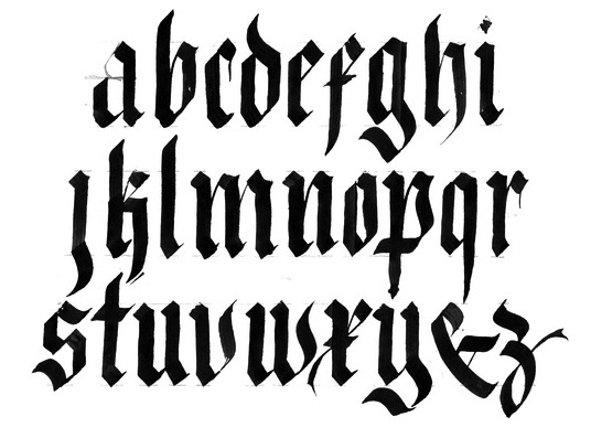 1000 Images About Calligraphy On Pinterest