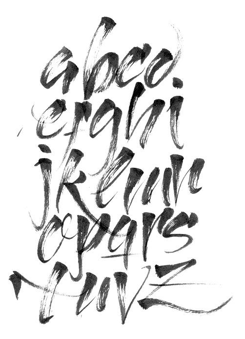 Download Graffiti Letters A Z Fancy Calligraphy Alphabet